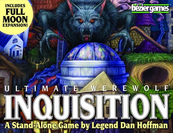 BG Ultimate Werewolf Inquisition