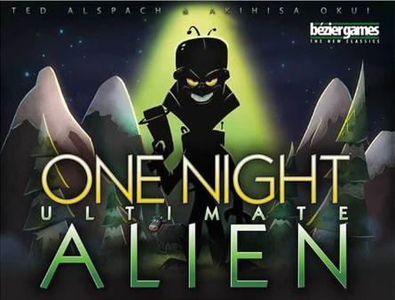 BG One Night Ultimate Alien