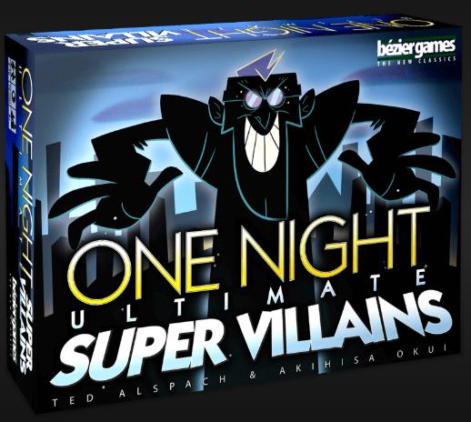 BG One Night Ultimate Super Villains