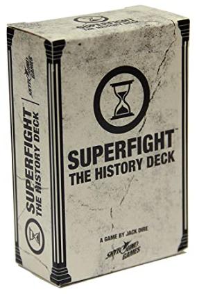BG Superfight The History Deck exp