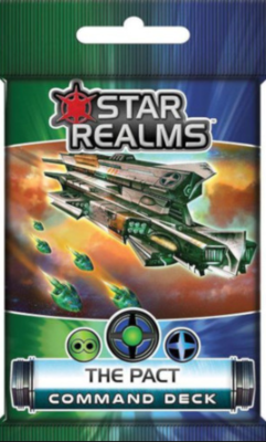 BG Star Realms The Pact Command Deck