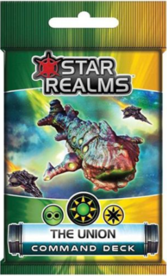 BG Star Realms The Union Command Deck