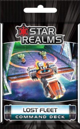 BG Star Realms Lost Fleet Command Deck