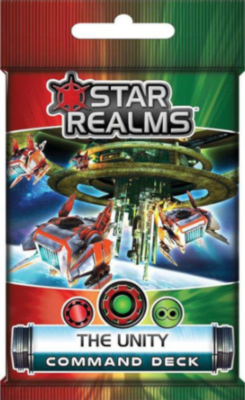 BG Star Realms The Unity Command Deck