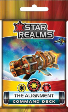 BG Star Realms The Alignment Command Deck