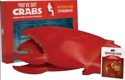 BG You've Got Crabs Imitation Crab Expansion Pack