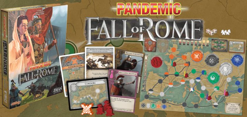 BG Pandemic Fall of Rome