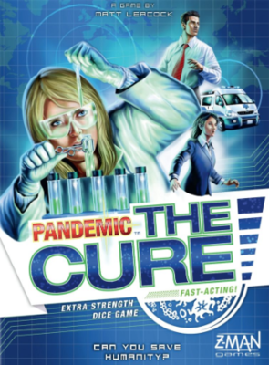 BG Pandemic The Cure