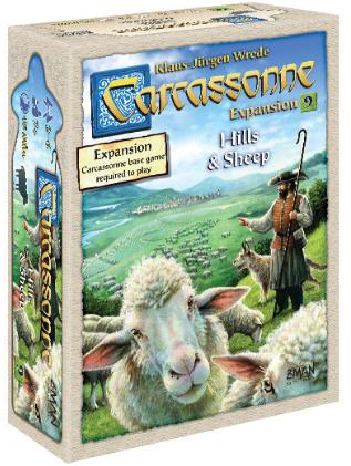 BG Carcassonne Hills & Sheep