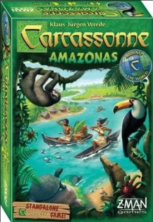 BG Carcassonne Amazonas