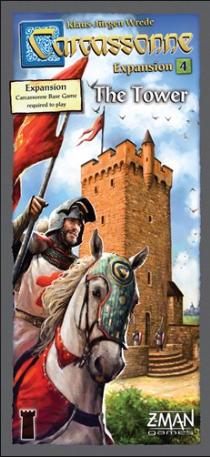 BG Carcassonne The Tower
