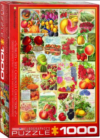 PZ Fruit Seed Catalogue (1000)