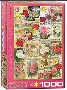 PZ Roses Seed Catalogue (1000)