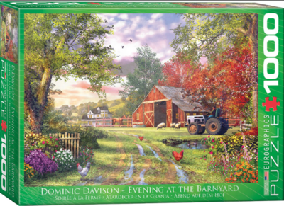 PZ Evening at the Barnyard (1000)