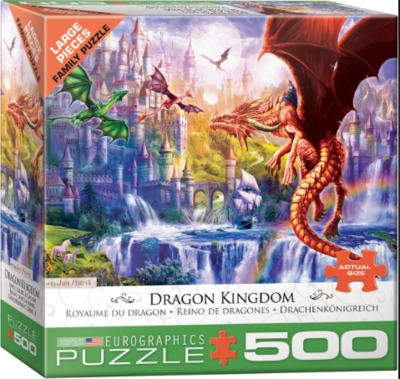 PZ Dragon Kingdom (500)