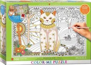 PZ Magical Cat Color-Me (500)