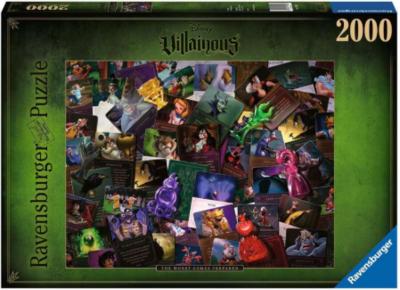 PZ Disney Villainous The Worst Comes Prepared 2000