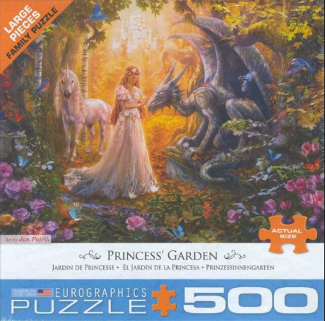 PZ Princess' Garden by Jan Patrik (500)