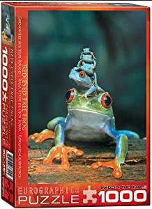 PZ Red-Eyed Tree Frog (1000)