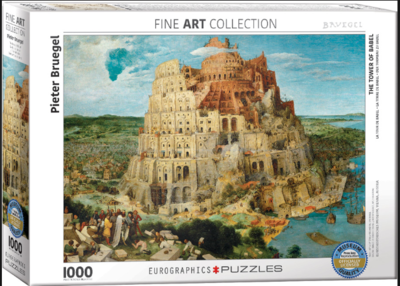 PZ The Tower of Babel (1000)