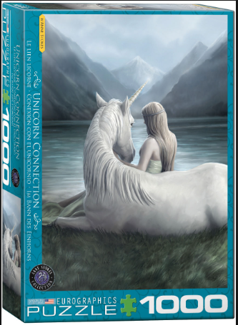 PZ Unicorn Connection by A. Stokes (1000)