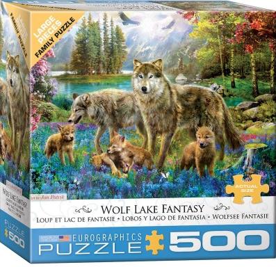 PZ Wolf Lake Fantasy (500)