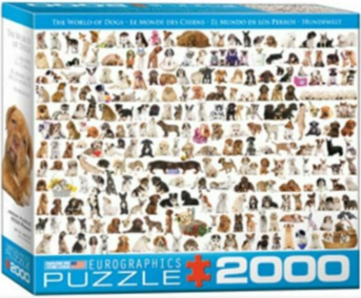 PZ The World of Dogs (2000)