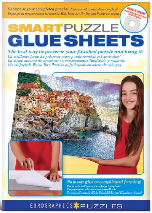 PZ Smart Puzzle Glue Sheets