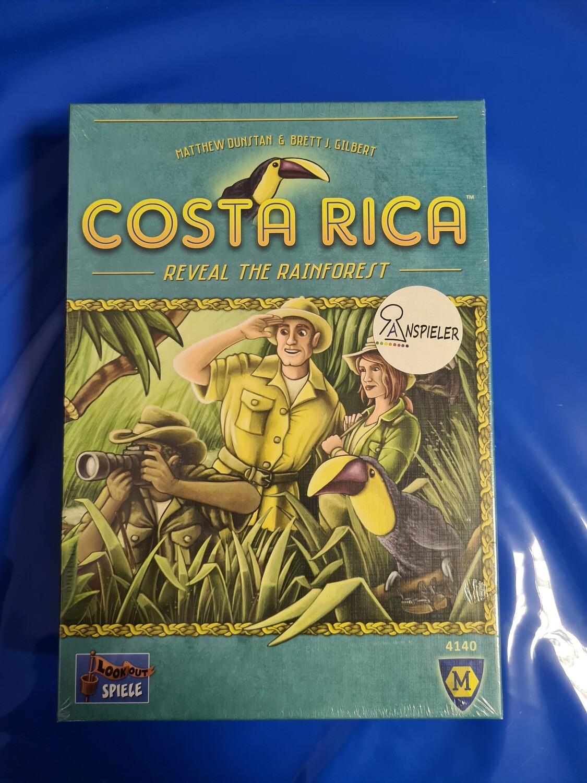 Costa Rica Letzte Spiele