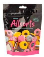 Gustaf's - Allsorts Licorice Bag