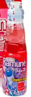 Ramune - Strawberry with CRV