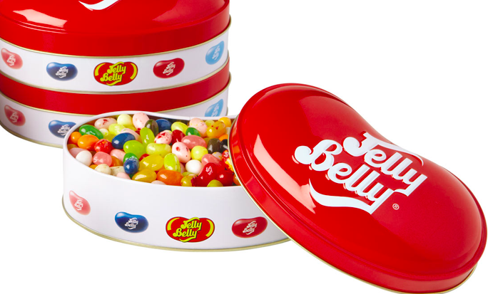 Jelly Belly - Assorted Flavors Tin