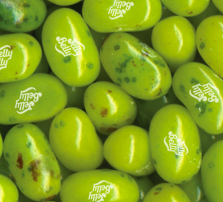 Jelly Belly Beans -- Juicy Pear