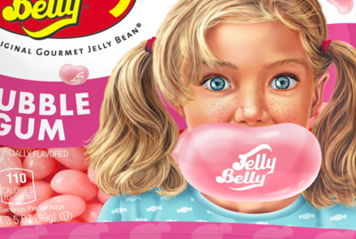 Jelly Belly - Bubble Gum