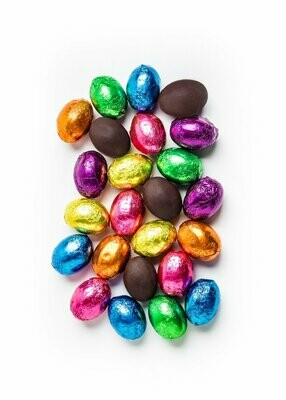 Dark Chocolate Easter Eggs