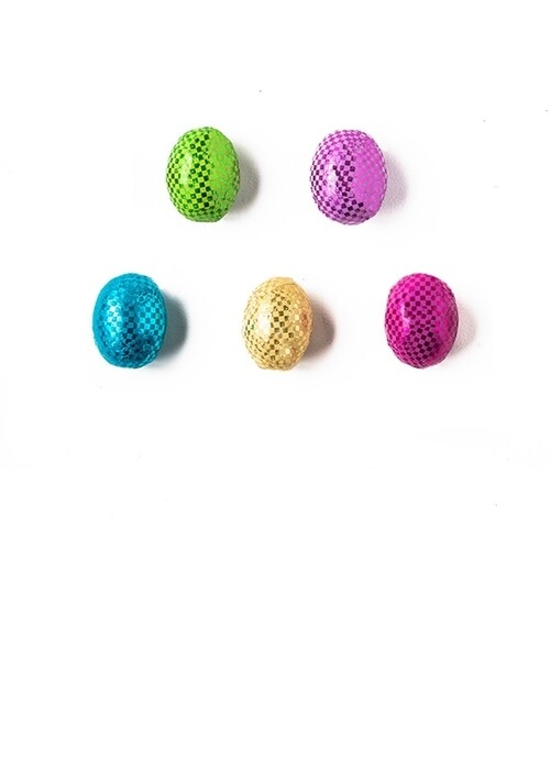 Crispy Foil Eggs