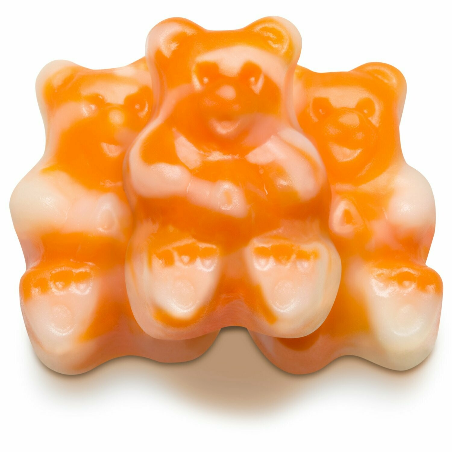 Orange Creamsicle Bears