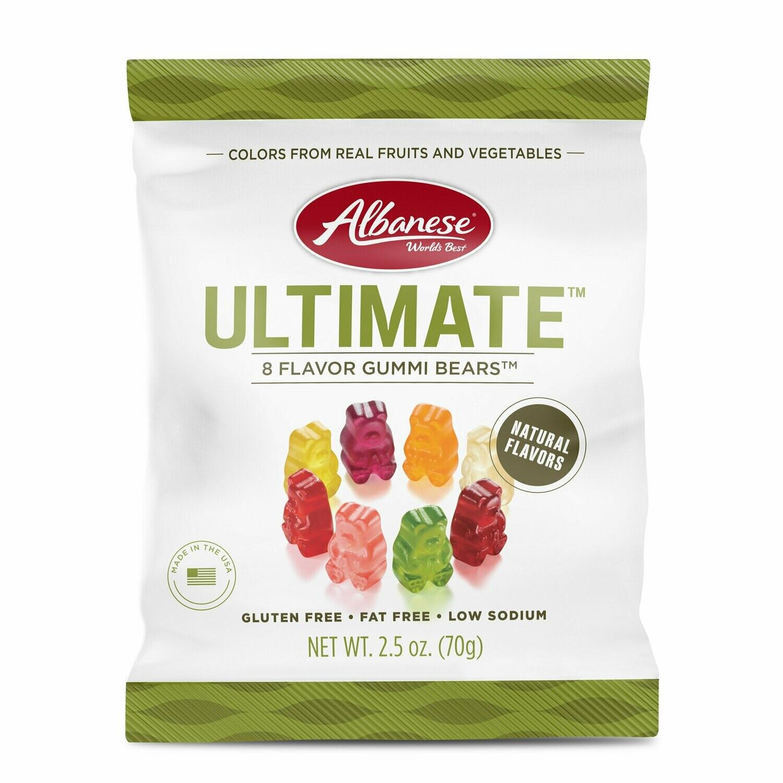 Ultimate Gummi Bears 2.5 oz