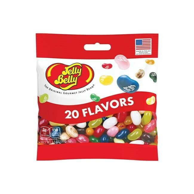 20 Assorted Flavor Grab Bag