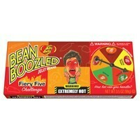 Bean Boozled Fiery Five Game
