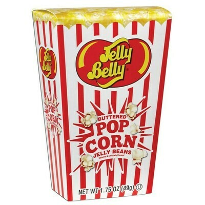 Buttered Popcorn Box