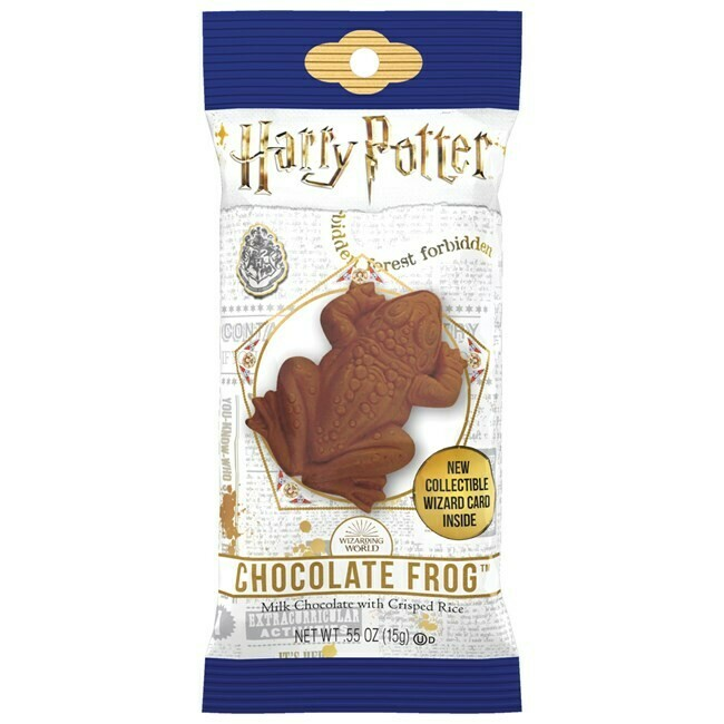 Chocolate Frogs, Harry Potter