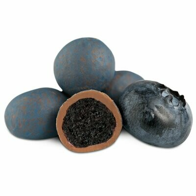 Chocolate Blueberries