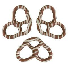 White Stripes Pretzel