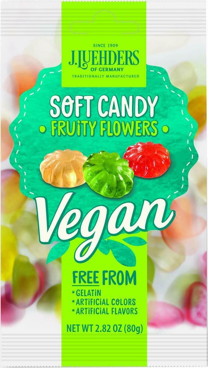Fruity Flowers Vegan Gummies