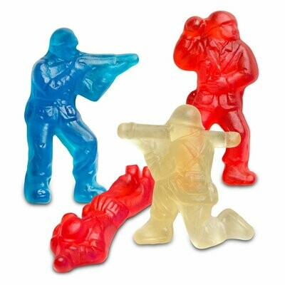 Gummy Military Heroes