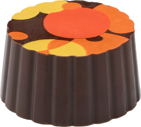 Artisan Truffles - Orange