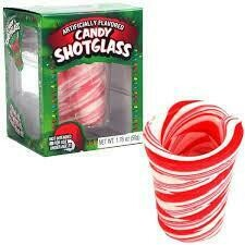 Peppermint Shot Glass