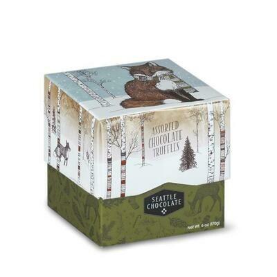 Fox Truffle Gift Box