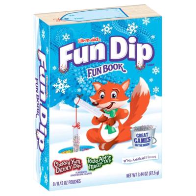 Fun Dip Fun Book